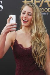 Lia Marie Johnson - 2014 Hollywood Film Awards in Hollywood