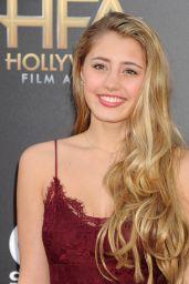 Lia Marie Johnson - 2014 Hollywood Film Awards in Hollywood