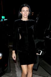 Liberty Ross Night Out Style - Leaving Craig
