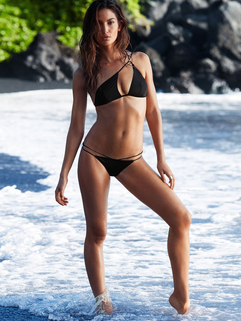 Lily Aldridge Victoria S Secret November 2014
