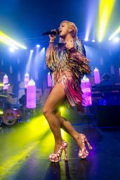Lily Allen Performing at the 02 Academy in Birmingham - November 2014