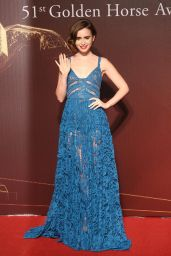 "Lily Collons - 2014 ""Golden Horse"" Awards in Taiwan"