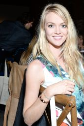 Lindsay Ellingson - SWAROVSKI COLLECTIVE x MISHA NONOO Celebrate Spring 2015 Collection in New York City