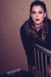 Lindsey Shaw - Photoshoot for Voyage Clothing (2014)