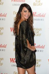 Lizzie Cundy - Fashion For Relief Pop-Up Store Launch at Westfield London