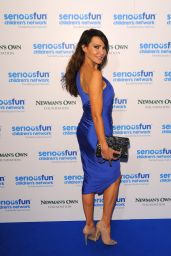 Lizzie Cundy - SeriousFun Gala held at Roundhouse in London - November 2014