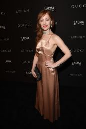 Lotte Verbeek – 2014 LACMA Art + Film Gala in Los Angeles