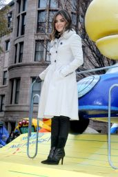 Lucy Hale - 2014 Macys Thanksgiving Day Parade in New York City