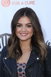 Lucy Hale Photos - T.J. Martell Foundation Family Day - November 2014