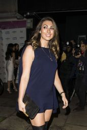 Luisa Zissman - NOW Christmas Party in London - November 2014