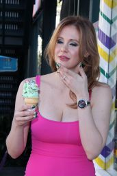 Maitland Ward - Photoshoot at the Farmer