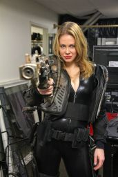 Maitland Ward - Preproduction Shoot for 'Descent Into The Maelstrom' in Pico Rivera