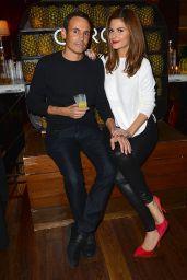 Maria Menounos - Ciroc Pineapple Event in Los Angeles - November 2014