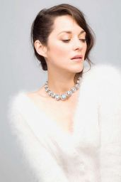 Marion Cotillard - Photoshoot for Maxima Magazine (Portugal) October 2014
