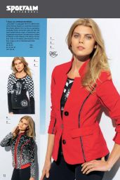 Maryna Linchuk - Peter Hahn Fall/Winter 2014 Catalog