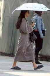 Megan Fox - On the Set of