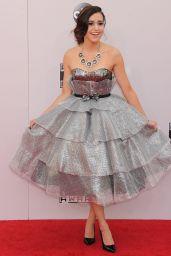 Megan Nicole – 2014 American Music Awards in Los Angeles