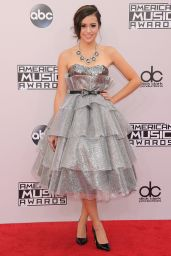 Megan Nicole – 2014 American Music Awards in Los Angeles