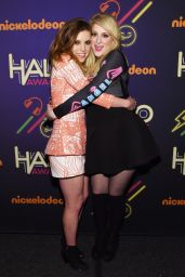 Meghan Trainer – 2014 Nickelodeon Halo Awards in New York City