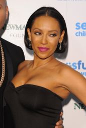 Melanie Brown - Serious Fun Gala in London - November 2014