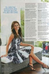 Melanie Sykes - OK Magazine - November 18th 2014