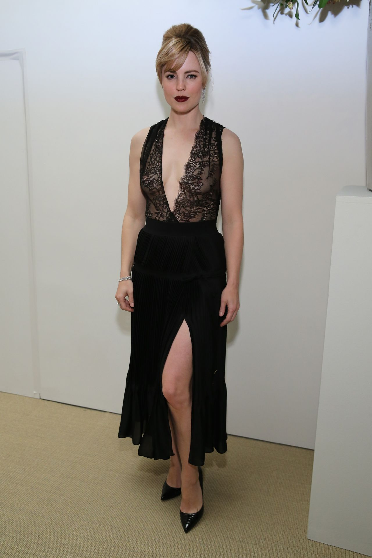 Melissa George 2014 Cfda Vogue Fashion Fund Awards In
