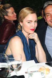 Melissa George - PROJECT PERPETUAL Inaugural Dinner & Auction in New York City - November 2014