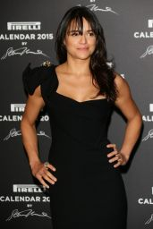 Michelle Rodriguez - Gala Dinner of the Presentation of the Pirelli 2015 Calendar