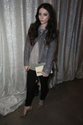 Michelle Trachtenberg Attends the alice + olivia Melrose Avenue Store Opening in Hollywood