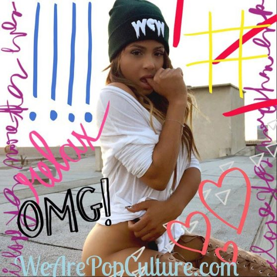 Christina Milian - Photoshoot for We Are Pop Culture - November 2014