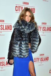 Millie Mackintosh, Amber LeBon & Zara Martin at the City Island Event in London – November 2014
