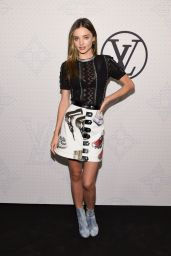 Miranda Kerr – Louis Vuitton Monogram Celebration in New York City