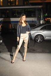 Miranda Kerr Photoshoot - ESCADA at SEPHORA Union Square in New York City
