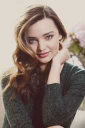 Miranda Kerr - Photoshoot for Escada 2014