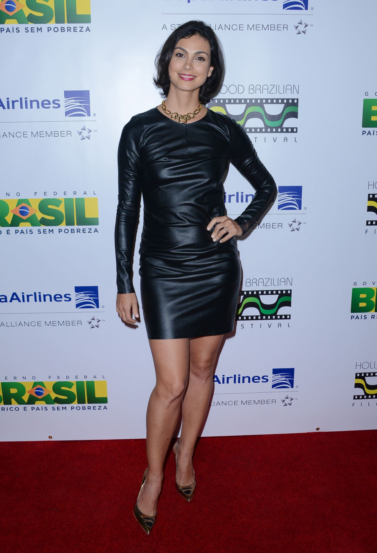Morena Baccarin - 2014 Hollywood Brazilian Film Festival Opening Night Gala