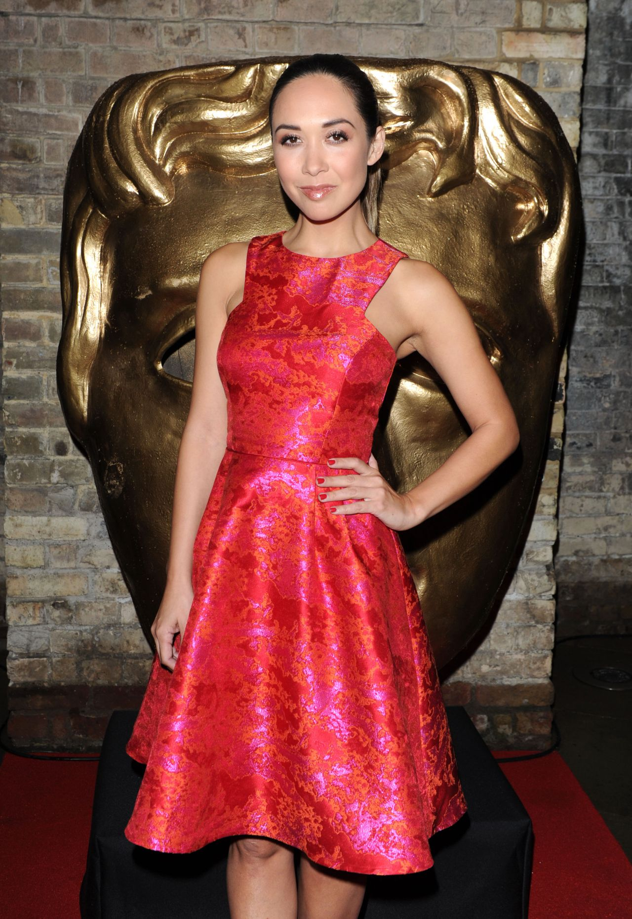 Myleene Klass – 2014 BAFTA Children's Awards in London