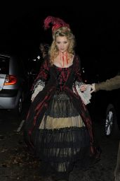 Natalie Dormer - Jonathan Ross Halloween Party 2014 in London