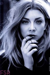 Natalie Dormer - NYLON Magazine - January 2015 Issue