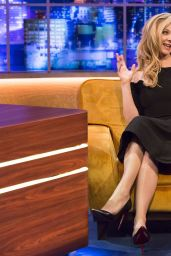 Natalie Dormer on the Jonathan Ross Show - November 2014