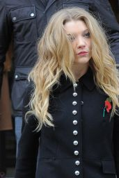 Natalie Dormer Style - Out in London, November 2014