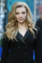 Natalie Dormer Tapes an Appearance on
