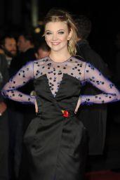 Natalie Dormer – 'The Hunger Games: Mockingjay Part 1′ Premiere in London