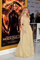 Natalie Dormer – 'The Hunger Games: Mockingjay Part 1′ Premiere in Los Angeles