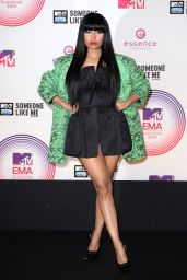 Nicki Minaj - MTV EMA's 2014 in Glasgow