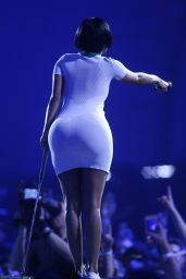 Nicki Minaj Performs at MTV EMA's 2014 at The Hydro in Glasgow