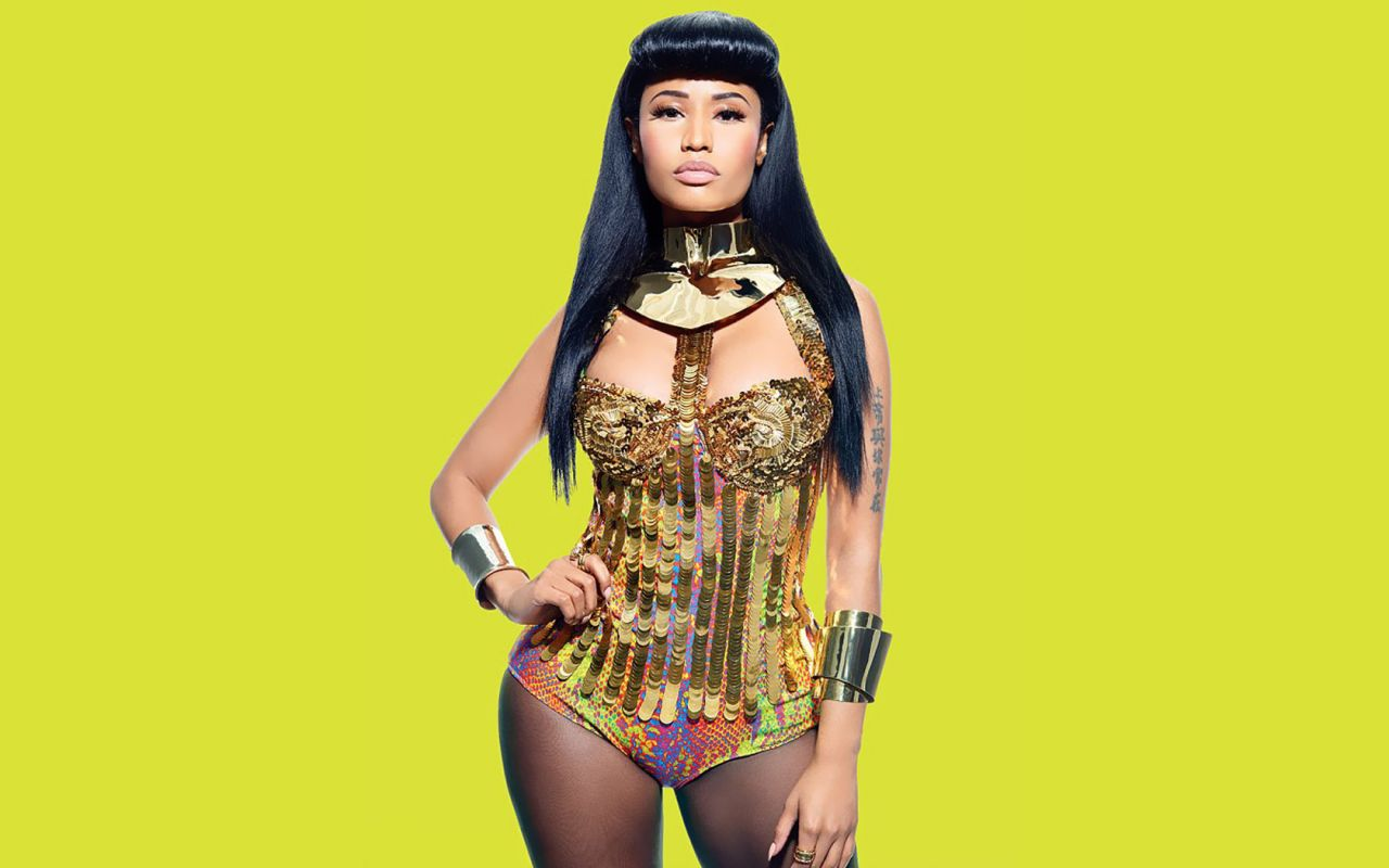Nicki Minaj Wallpapers (+4) - November 2014