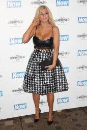 Nicola McLean - NOW Magazine Xmas Party - November 2014