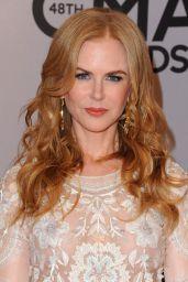 Nicole Kidman - 2014 CMA Awards in Nashville