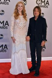 Nicole Kidman - 2014 CMA Awards in Nashville