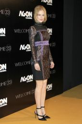 Nicole Kidman - Agon Channel Launch Party Photocall in Milan - November 2014